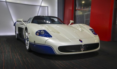 MASERATI MC12 – Limited Edition
