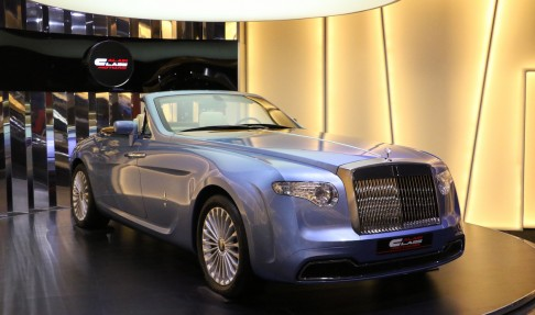 Rolls Royce  Phantom Drophead Pininfarina