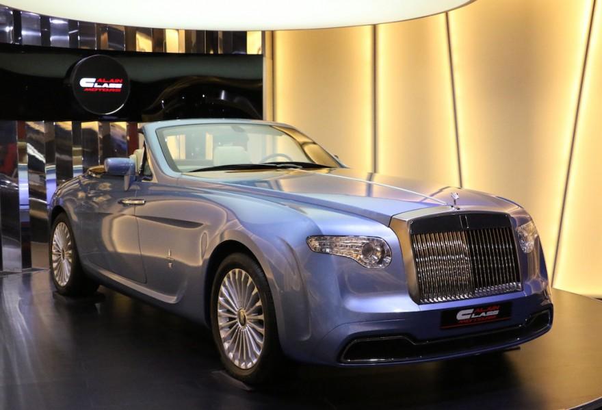 Rolls Royce Phantom Hyperion by Pininfarina – 1 of 1