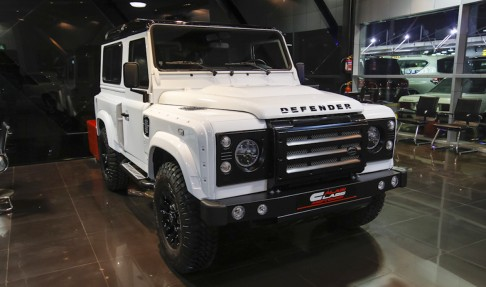 LAND ROVER Defender – Kahn Design