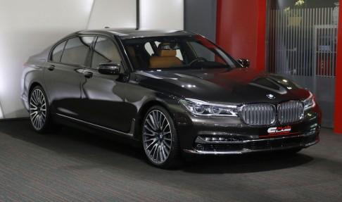 BMW 740 Li – Master Class