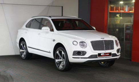 BENTLEY Bentayga – First Edition