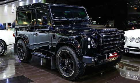 LAND ROVER Defender Urban Truck