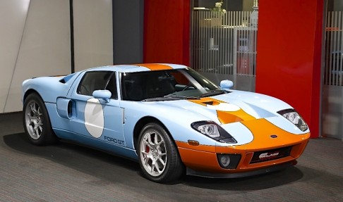 Ford GT 40 – Heritage Edition