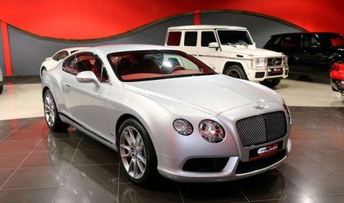 BENTLEY Continental GT Concours Series