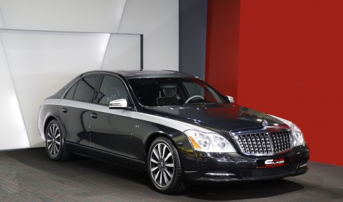 MAYBACH 57s – Edition 125
