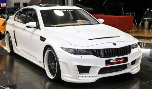 BMW M5 With Hamann Kit