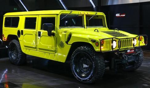 HUMMER H1 Duramax Diesel