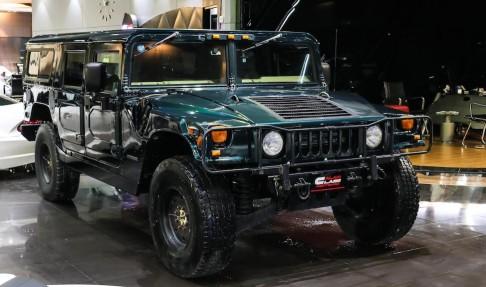 HUMMER H1 6.7 Turbo Diesel