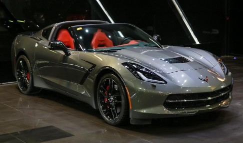 CHEVROLET Corvette Stingray ZL1