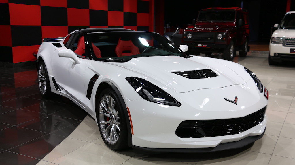 CHEVROLET Corvette Z06 Supercharged