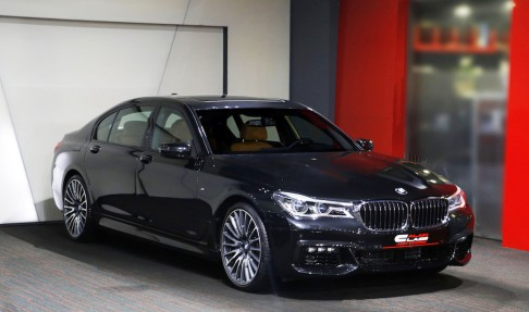 BMW 750Li – M Kit