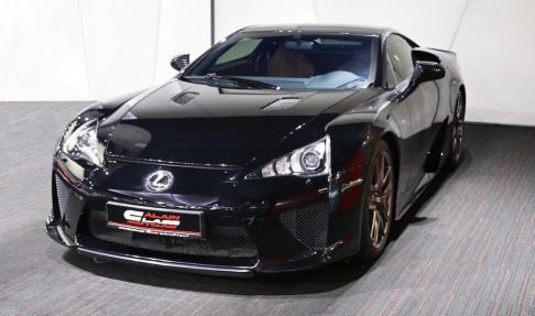LEXUS LFA 1 of 500
