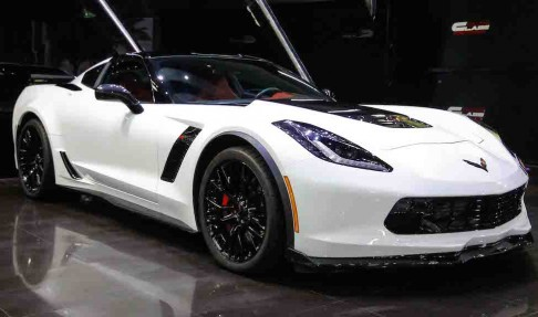 CHEVROLET Corvette –  Limited Edition