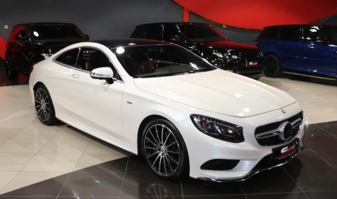 MERCEDES-BENZ S500 Coupe Edition 1