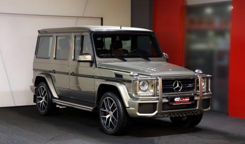 Mercedes- Benz G63 (463 Edition)