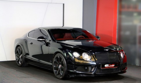 BENTLEY Continental GT V8s – Concours Series