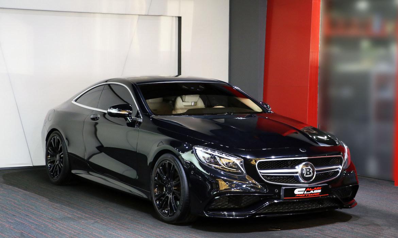 Mercedes Benz S63 Amg Coupe >> Alain Class Motors Mercedes Benz S63 Amg Coupe Brabus