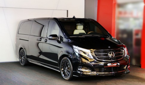 V-Class – by DIZAYN VIP – with Wheelchair Lift