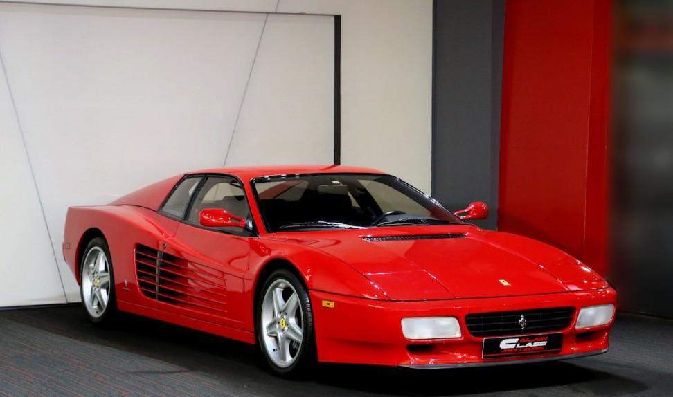 Ferrari Testarossa 512TR