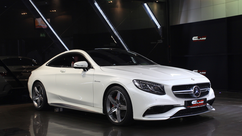 Alain Class Motors   MERCEDES-BENZ S500 Coupe With S63 Kit