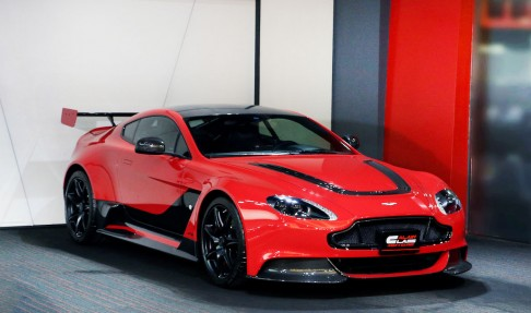 ASTON MARTIN Vantage GT12 SpecialEdition 1of100