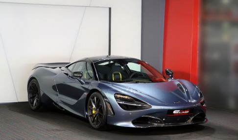 MCLAREN 720s – Launch Edition