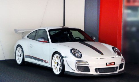 PORSCHE 911 GT3 RS 4.0 Limited Edition 1 of 600
