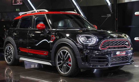 MINI Cooper JCW Countryman