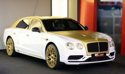 BENTLEY Flying Spur – MANSORY