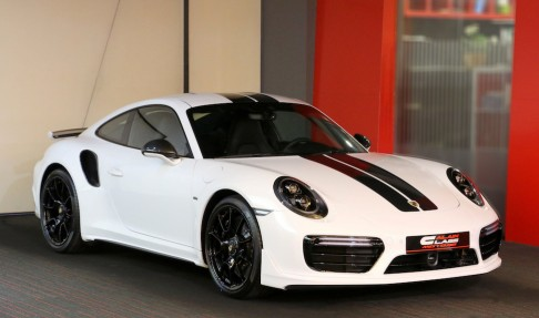 PORSCHE 911 Turbo S – Exclusive Series