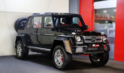 MERCEDES-BENZ – Maybach G650 Landaulet 1 of 99