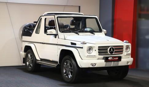 MERCEDES BENZ G500 Cabriolet