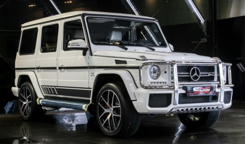 MERCEDES-BENZ G63 AMG – 463 Edition
