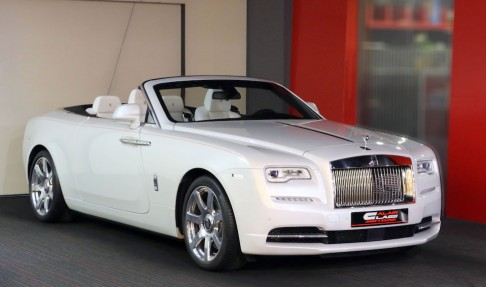ROLLS-ROYCE Dawn – Inspired by Fashion
