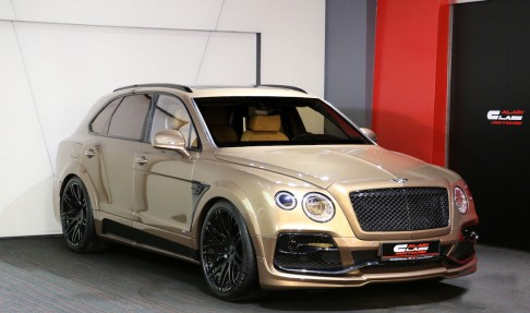 BENTLEY Bentayga First Edition – STARTECH