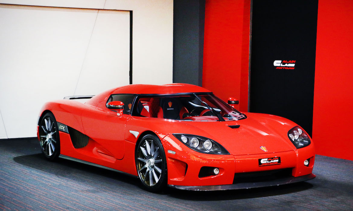 Koenigsegg CCX – 1 of 30