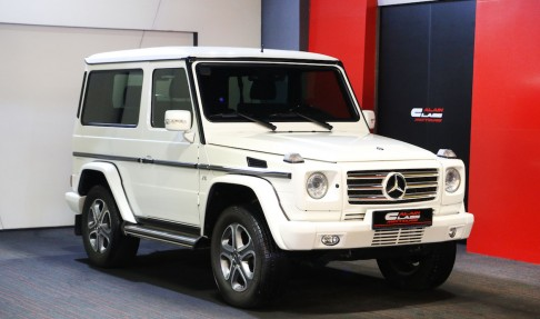 MERCEDES BENZ G500 – BA3 Final Edition