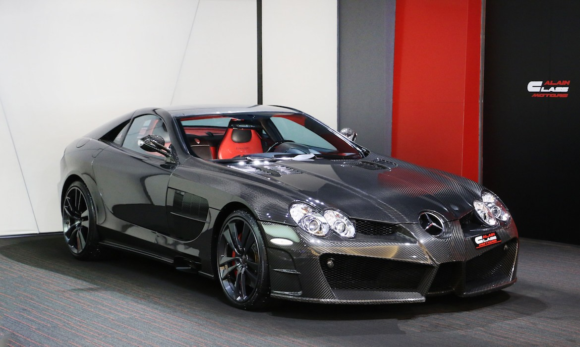 MERCEDES-BENZ SLR McLaren – Mansory Renovatio Limited Edition