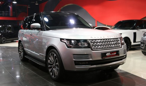 RANGE ROVER Vogue HSE – With Autobiography Kit