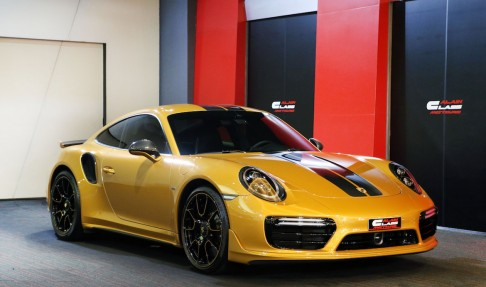 PORSCHE 911 Turbo S Exclusive Series – 1 of 500