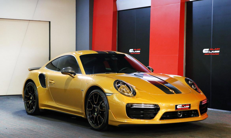 PORSCHE 911 Turbo S Exclusive Series – 1 of 500