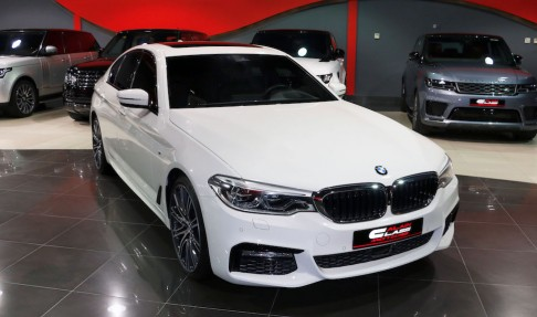 BMW 540i M Kit – Master Class