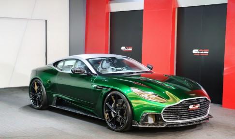 Aston Martin DB11 – Mansory Cyrus