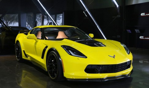 CHEVROLET Corvette Z51 3LT – Z06 KIT