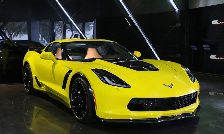 CHEVROLET Corvette Z51 3LT – Z06 KIT
