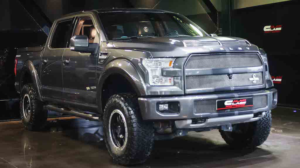 FORD Shelby F150 – 700HP