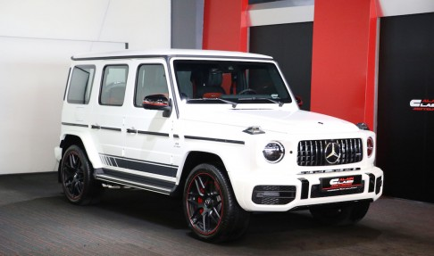 MERCEDES-BENZ G63 AMG V8 Biturbo – Edition 1