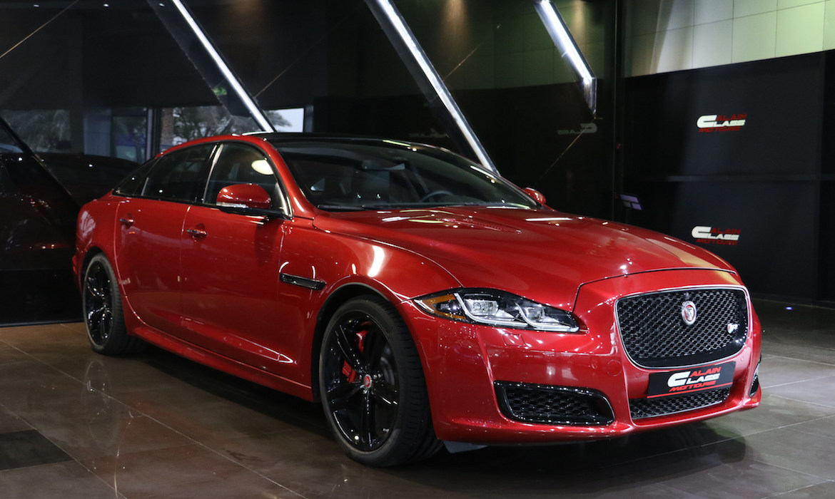 JAGUAR XJL Supercharged