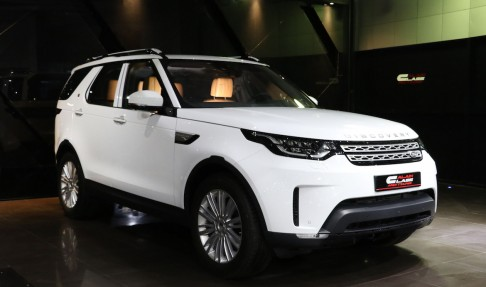 LAND ROVER Discovery HSE Si6 ( Brown Wood )